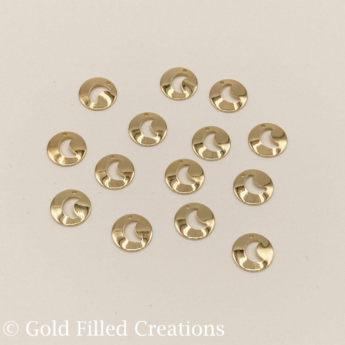 gold filled pendant